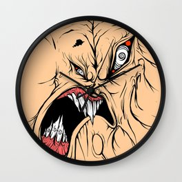 Great Minds Stick Together. Wall Clock