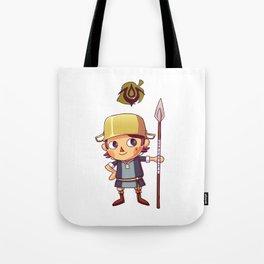 donny the villager Tote Bag