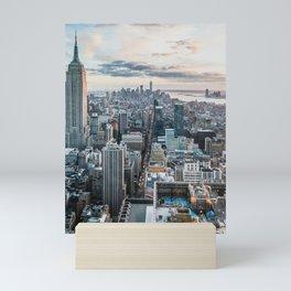 New York City 02 Mini Art Print