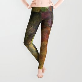 A la Chagall Leggings