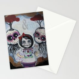 Sugar Skull Song Part 2: Lola y Lolo 2011 Stationery Cards