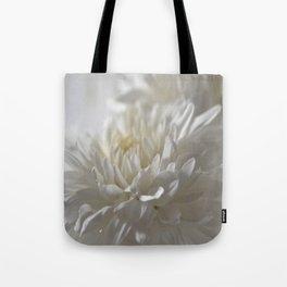Chrysanthemum Textures Tote Bag