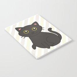 Stitch the Fat(ass) Cat Notebook