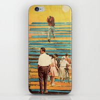 holiday iPhone & iPod Skins featuring holiday by Laura Veinticuatro