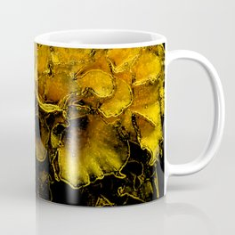 Beautiful Yellow Flower Coffee Mug