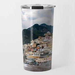 Rainy Positano X Travel Mug