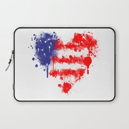 American Heart Laptop Sleeve