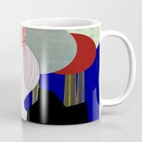 nordic Mugs featuring NORDIC ART by J. Holmgren Design