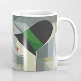 Art Deco Graphic No. 199 Coffee Mug