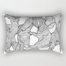 Reticulated Rectangular Pillow