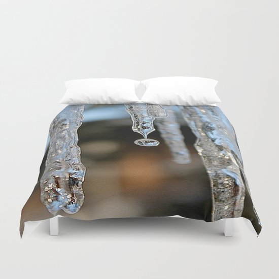 Melting Duvet Cover