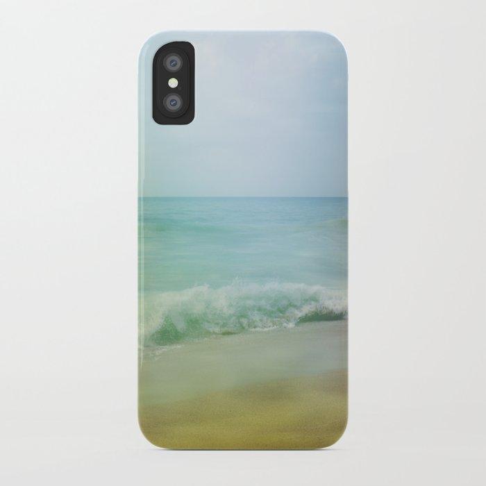 Beach Impression iPhone Case