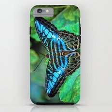 BUTTERFLY BLUE Tough Case iPhone 6