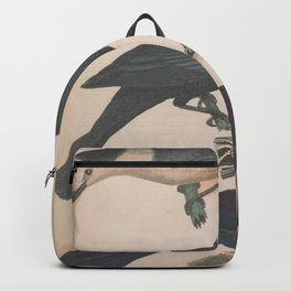Canada Jay Snow Bunting Rusty Grackle Purple Grakle13 Backpack