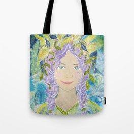 Mermaid Reborn Tote Bag