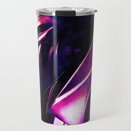"""Some Kinda' Crazy, Frakked Up Cylon Signal..."" Travel Mug"