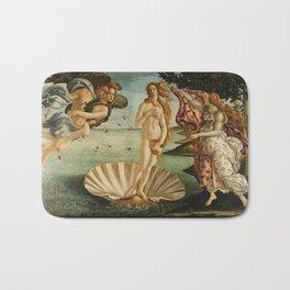 "Sandro Botticelli ""The Birth of Venus"" 1. Bath Mat"