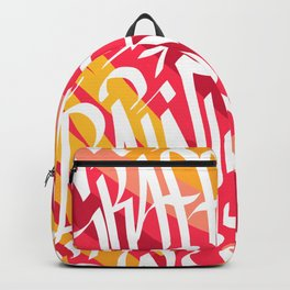 ink tag Backpack