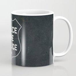 Police The Police Coffee Mug