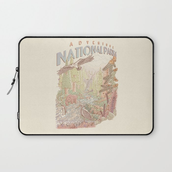 Adventure National Parks Laptop Sleeve
