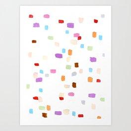 kasa / for rainy day Art Print