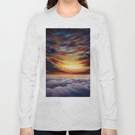 Between two worlds Long Sleeve T-shirt