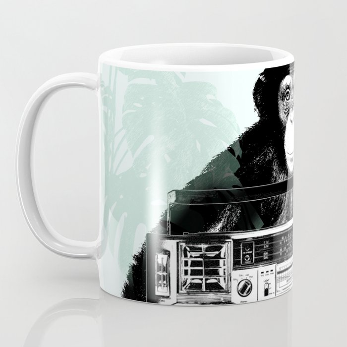 Jungle Music 02 Coffee Mug