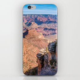 Morning at Bright Angel Trail - Grand Canyon iPhone Skin