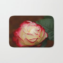 Cherry Parfait Rose Bath Mat