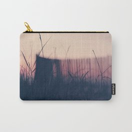 beach sunset II Carry-All Pouch