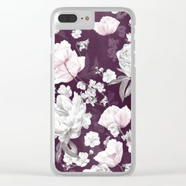 Blissfully Boho Clear iPhone Case