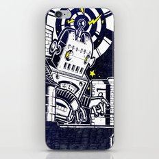 ROBO ATTACK! iPhone & iPod Skin