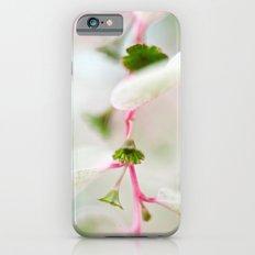 Tiny Trumpet Flower iPhone 6s Slim Case