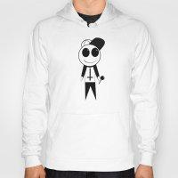 odd future Hoodies featuring Odd Future - OFWGKTA - Mascot by NewWorldOrphans