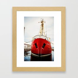 Coast Guard 1 Framed Art Print