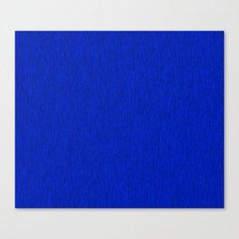 Blue Fibre Canvas Print