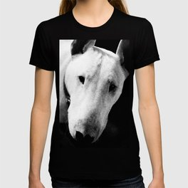 Confused English Bull Terrier T-shirt