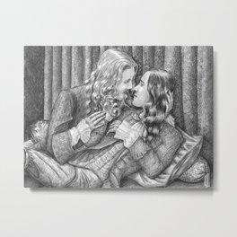 MonChevy Metal Print