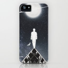 9th JULY - Full Moon iPhone Case