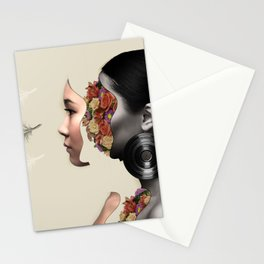 On the Inside Stationery Cards