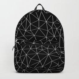 Low Pol Mesh (negative) Backpack