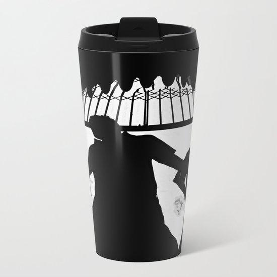 Now! Metal Travel Mug