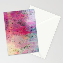 Untitled Abstract Mix Stationery Cards