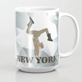 Gymnastics New York Coffee Mug