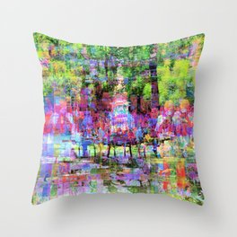Equations involving a consequence of sequences. 08 Throw Pillow