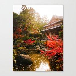 Japanese Garden Fine Art Print  • Travel Photography • Wall Art Canvas Print