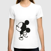 mickey T-shirts featuring mickey by ABTD