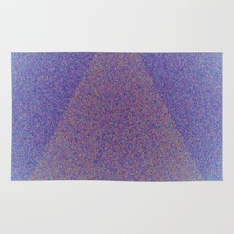 A Blue Point Rug
