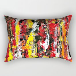 Changes in Time 1 Rectangular Pillow