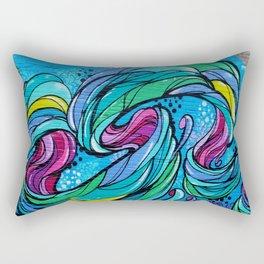 Swerve Royale Rectangular Pillow